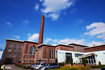 Kantoren bedrijfsverzamelgebouw melkfabriek ommelanden groningen