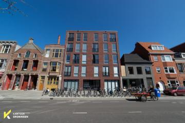 Kantoor-Groningen locatie Boterdiep