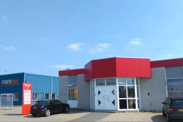 Kantoor-Groningen locatie Emdenweg