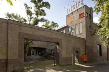 Kantoor bedrijfsverzamelpand de Puddingfabriek Viaductstraat 3 Groningen