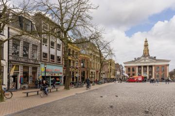 Vismarkt, centrum Groningen, Groningen, kantoorruimte, kantoor, huren