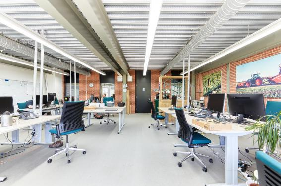 Mediacentrale - Kantoor-Groningen