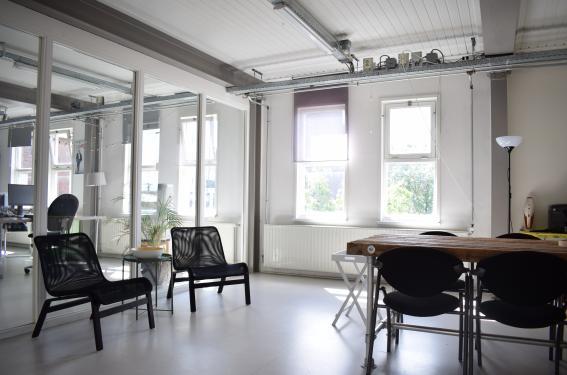 Kantoor huren Groningen de Puddingfabriek