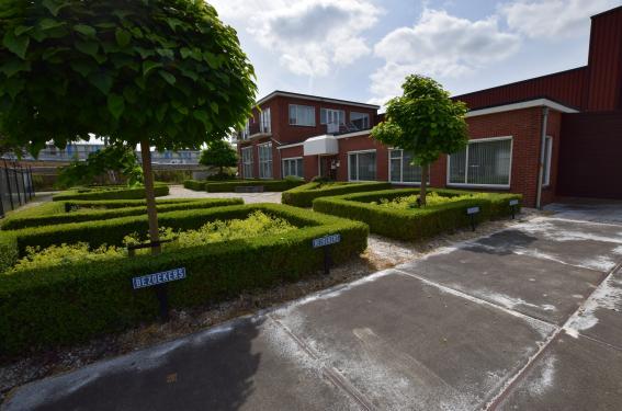 Kantoor huren Groningen van der Hoopstraat 4