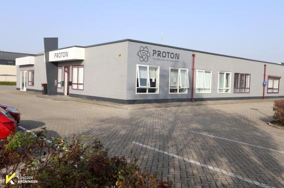 Proton kantoor huren Groningen Protonstraat